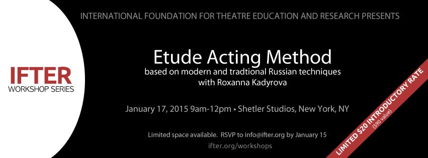 Etude Workshop